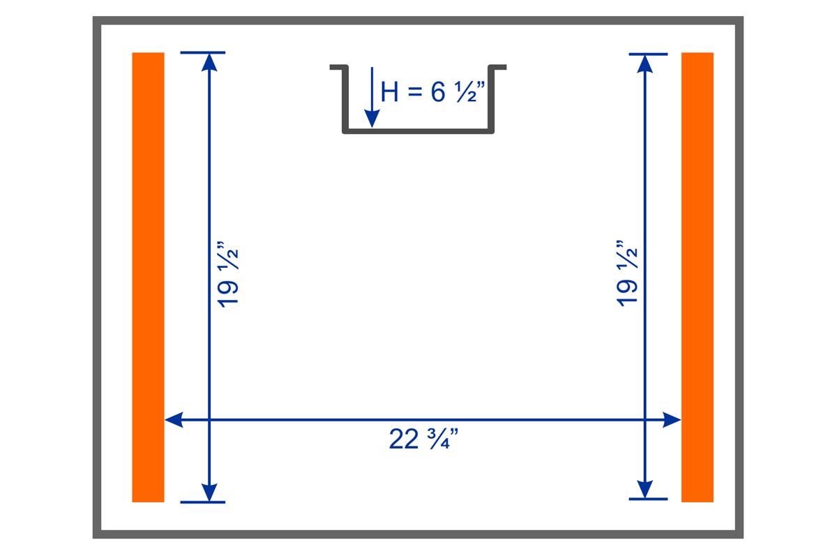NEPTUNE 26S Chamber Dimension
