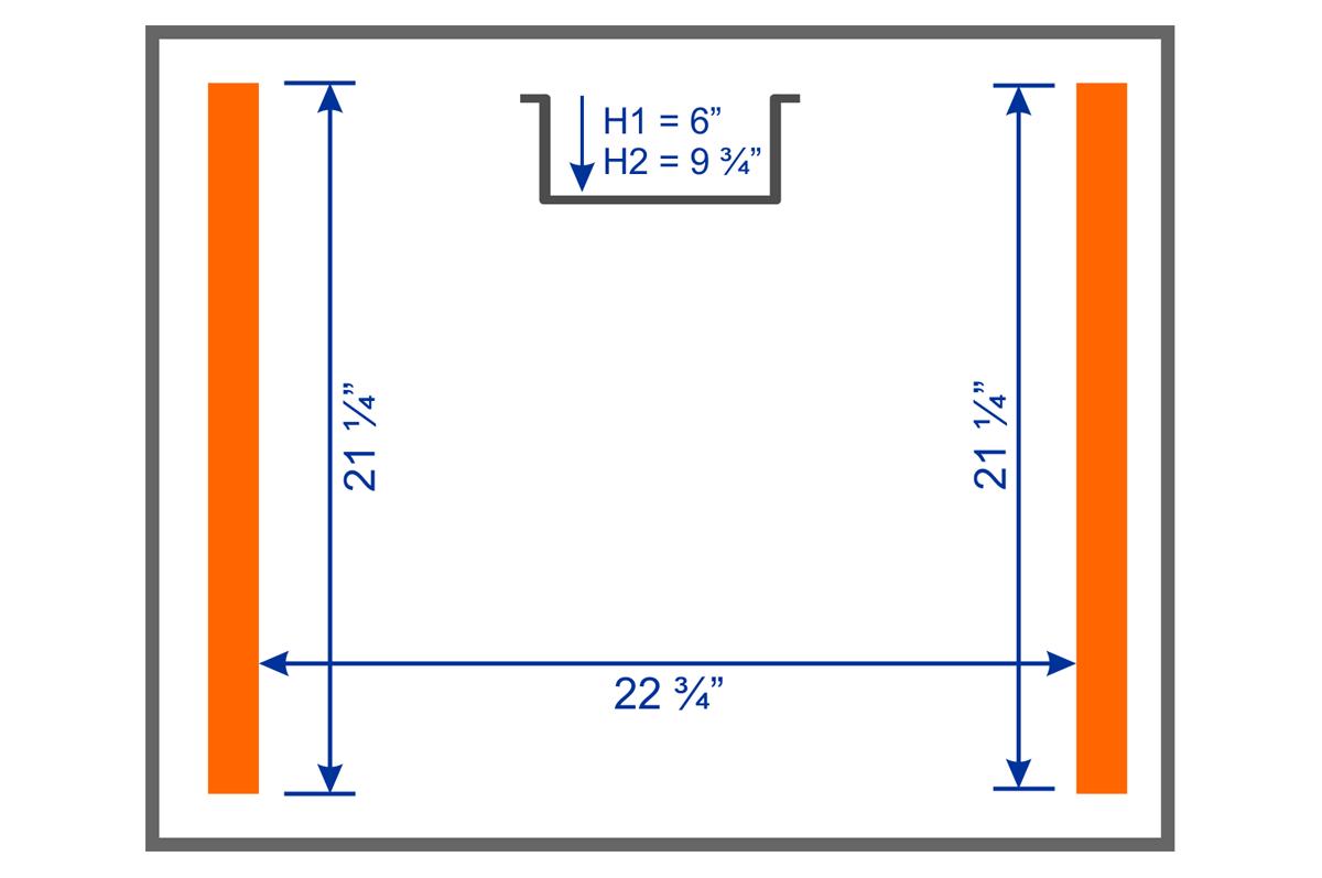 NEPTUNE 28S Chamber Dimension
