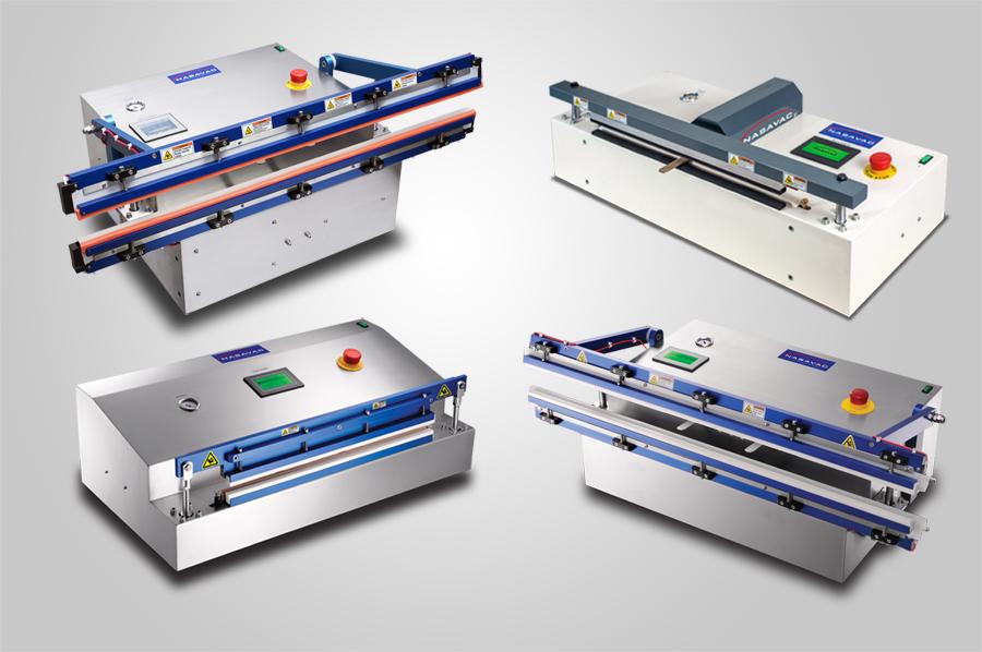 Nozzle Type Vacuum Sealers